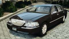 Lincoln Town Car 2006 v1.0 para GTA 4