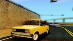 VAZ 2104 Taxi para GTA San Andreas