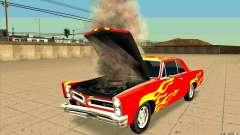 Dead car para GTA San Andreas