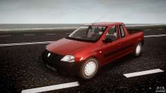 Dacia Logan Pick-up ELIA tuned para GTA 4