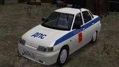 VAZ 2110 DPS para GTA 4