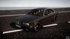 BMW 5 Series E34 540i 1994 v3.0