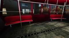 Asiento superior en ascensor para GTA 4
