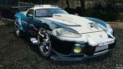 Dodge Viper SRT-10 ACR ELITE POLICE [ELS]