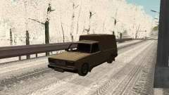IZH 27175 Winter Edition para GTA San Andreas