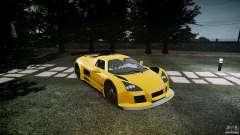 Gumpert Apollo Sport v1 2010 para GTA 4
