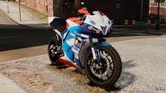 Honda CBR 600RR para GTA 4