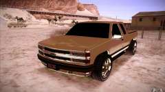 Chevrolet Silverado 3500 para GTA San Andreas