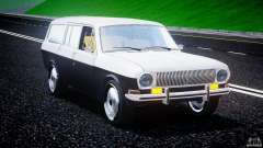 GAZ 24-12 1986-1994 Stock Edition v2.2 para GTA 4