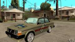 Volvo 240 Turbo para GTA San Andreas