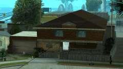 CJâ casa nueva para GTA San Andreas