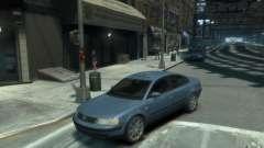 Volkswagen Passat B5 Final para GTA 4