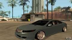 Acura TSX 2010 para GTA San Andreas