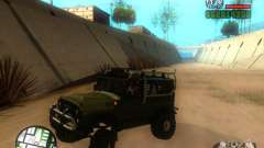 UAZ Hunter para GTA San Andreas