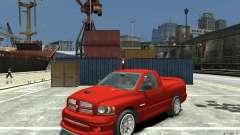 Dodge Ram SRT-10 v.1.0 para GTA 4