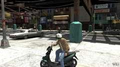Helm Volcom, Metallica & Simpsons para GTA 4