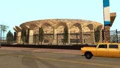 Un nuevo estadio en Los Santos