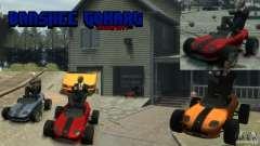 Banshee Go Kart para GTA 4