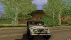 UAZ 460B para GTA San Andreas
