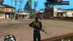 ID de la CS 1.6 para GTA San Andreas