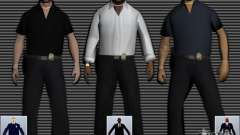 New FBI Agents para GTA San Andreas