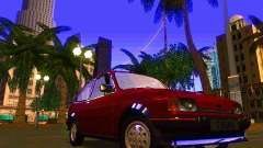 Ford Fiesta XR2 Mk2 1984 para GTA San Andreas