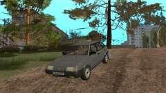 Vaz-2109 Sputnik 1987 v1.2 para GTA San Andreas