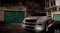 Mercedes-Benz GL450 Brabus Black Edition para GTA 4