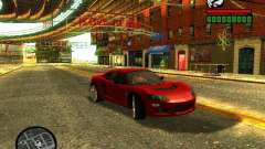 Lotus Europe S para GTA San Andreas