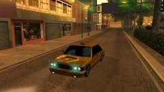 Azik Taxi para GTA San Andreas