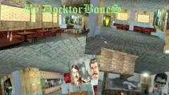 Bar inglés en Gantone en el estilo de la URSS