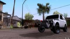 Arrastre Niva 21213 VAZ para GTA San Andreas