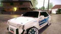 VAZ deriva 21099 estilo para GTA San Andreas