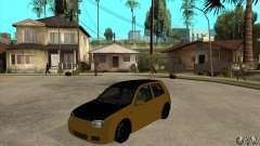 VW Golf 4 R32 para GTA San Andreas