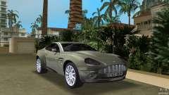 Aston Martin V12 Vanquish 6.0 i V12 48V para GTA Vice City