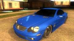 Mercedes-Benz SL65 AMG para GTA San Andreas