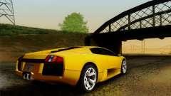 Lamborghini Murcielago LP640-4 para GTA San Andreas