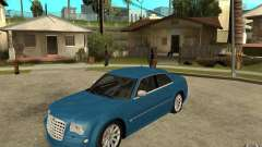 Chrysler 300C 6.1 SRT-8 2007 para GTA San Andreas