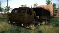 KrAZ 6316 para GTA San Andreas