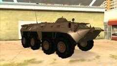 BTR-80 para GTA San Andreas