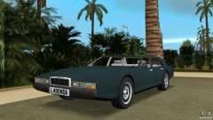 Aston Martin Lagonda (I) 5.3 (1976-1997) para GTA Vice City