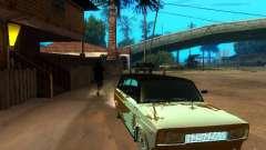 VAZ 2104 tuning para GTA San Andreas