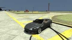 Aston Martin Volante DB9 para GTA 4