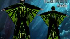 Monster Energy Wingsuit
