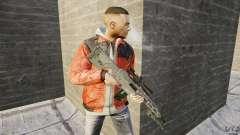 RSASS de MW3 (francotirador)