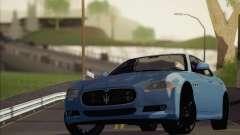 Maserati Quattroporte v3.0