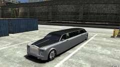 Rolls-Royce Phantom Sapphire Limousine v.1.2