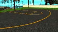 Baloncesto HQ para GTA San Andreas