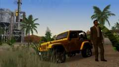 HQ Country N2 Desert para GTA San Andreas