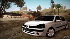 Renault Clio Sedan para GTA San Andreas